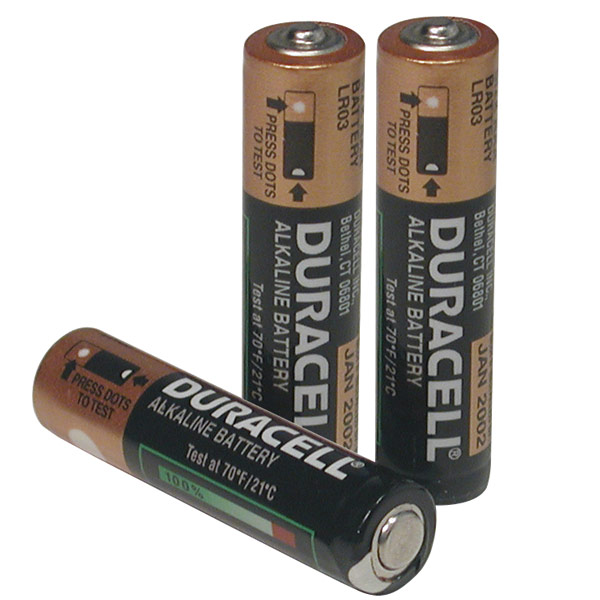 AAA  Duracell  battery /Two Packs