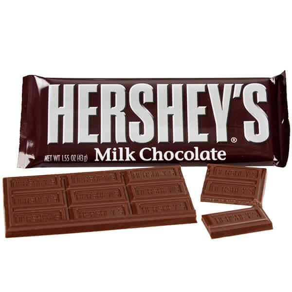 Hersey Milk Chocolate 43 Gms