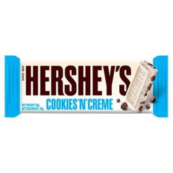 Hersey Cookie 'N'  Creme 43 Gms