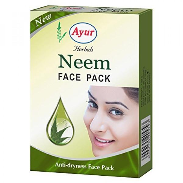 Ayur Neem Face Pack 100 Gms