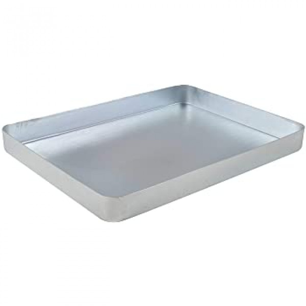 Krasdale Large  Aluminium Tray  / 21X13X3.5