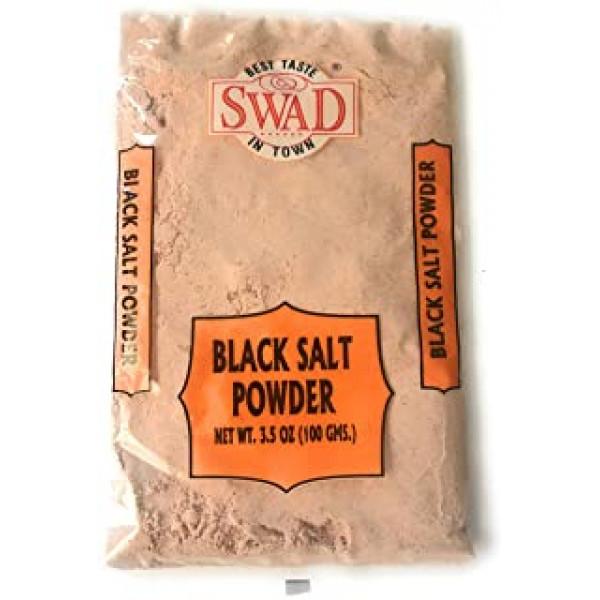 Swad Black Salt 14 Oz / 400 Gms