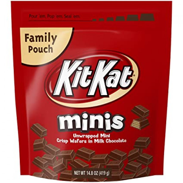 Kitkat Minis  62 Gms