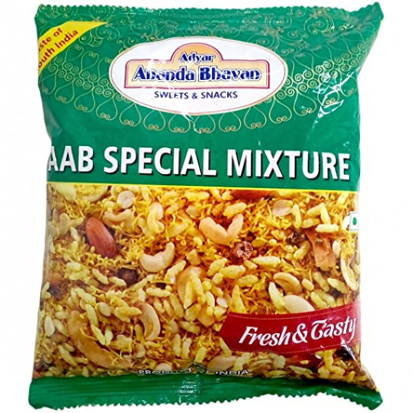 A2B  South Indian AAB Spl . Mixture 7.05 OZ / 200 Gms
