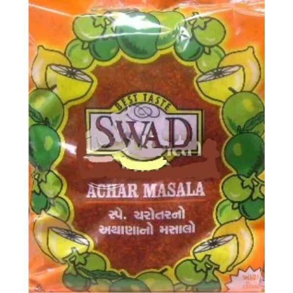 Swad Achar Masala Hot 17.5 Oz / 500 Gms