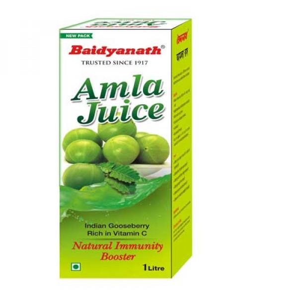 Baidyanath Amla  Juice 1 L