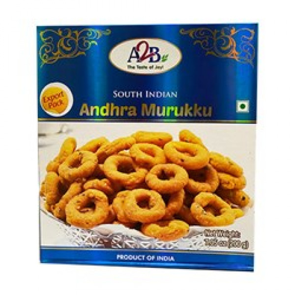 A2B  South Indian Andhara Murukku 7.05 OZ / 200 Gms