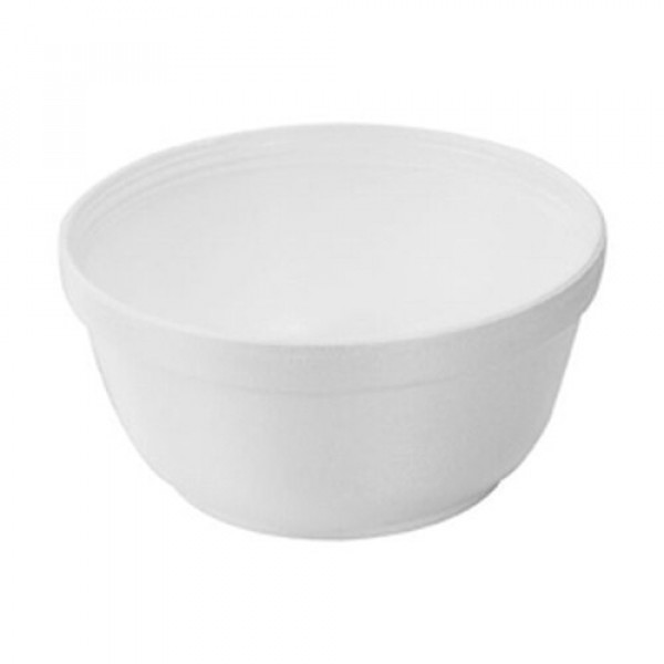 Dart Foam Dinner Ware 12 OZ Bowls (Dart)/125 Pcs