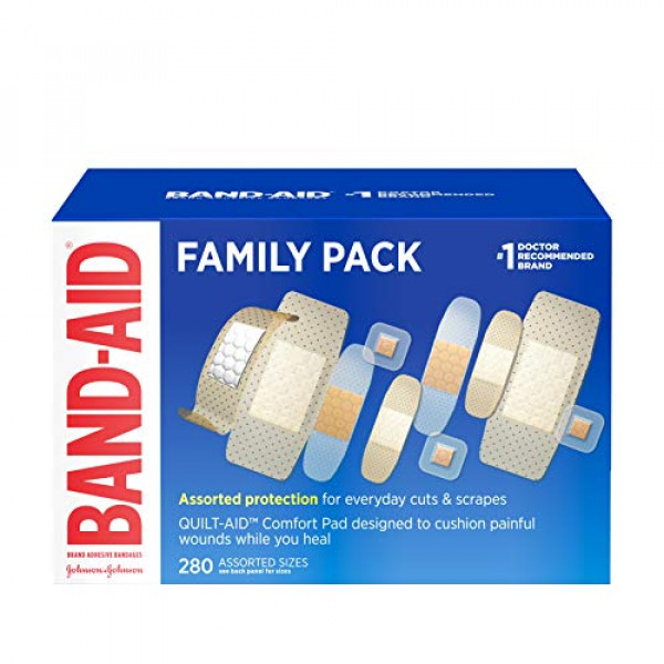 Band-Aid 60 Pieces