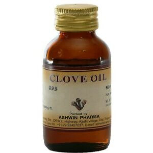 Ashwin Pharma Clove  Oil 20 ML