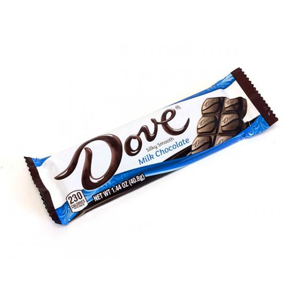 Dove  Milk Chocolate 43 Gms