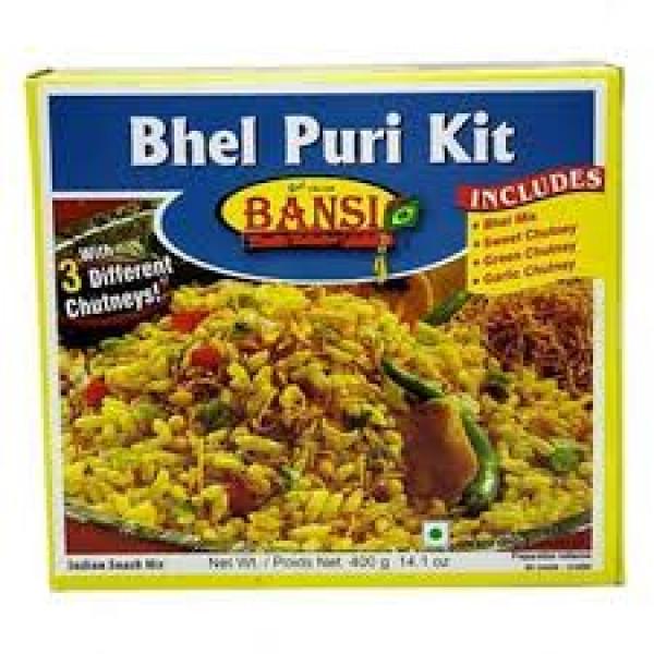 Bansi Bhel Puri Kit 14 Oz / 400 Gms
