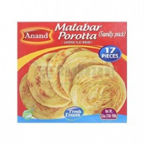 Anand Malabar Porotta 3.6 Lb / 1650 Gms