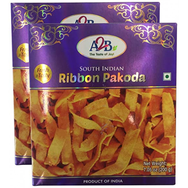 A2B  South Indian Ribbon Pakora 7.05 OZ / 200 Gms