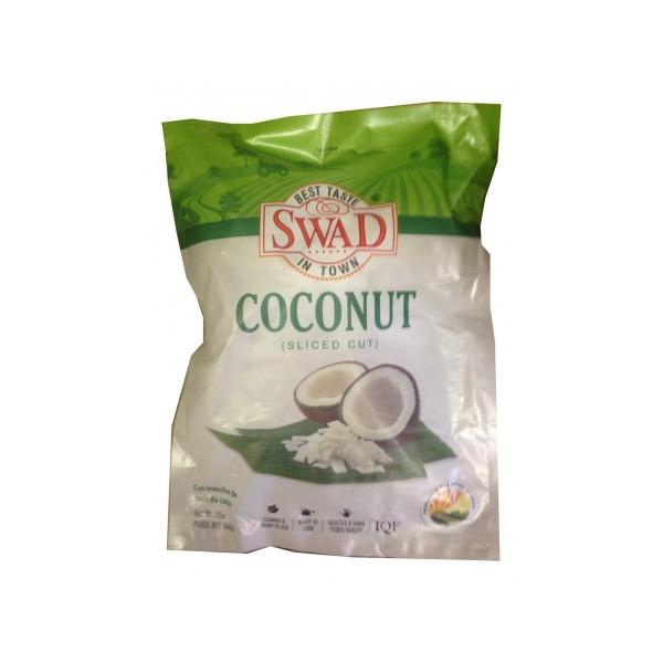 Swad Coconut Slices 7 Oz / 200 Gms
