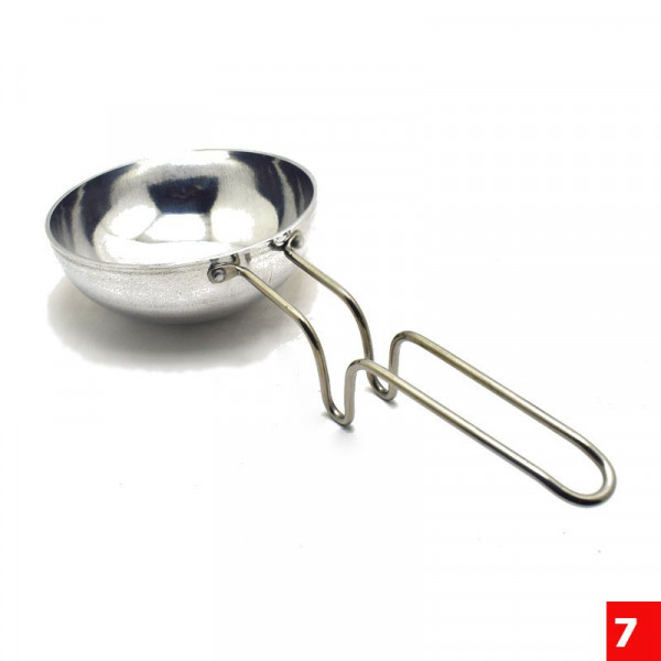 Super Shyne  Laddle (Large) Tadka Spoon