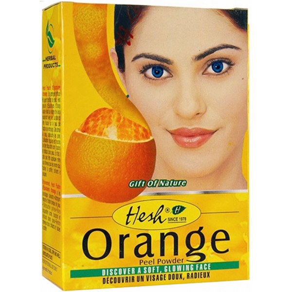 Hesh  Orange 3.5 OZ / 100 Gms