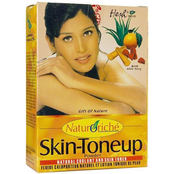 Hesh  Skin-Tone Up  3.5 OZ / 100 Gms