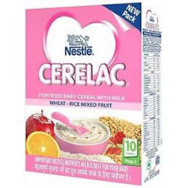 Nestle Ceralac multi Grain & Fruits 10.54 OZ / 300 Gms