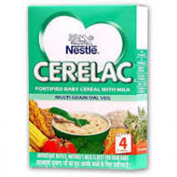 Nestle Ceralac Multi Grain Dal 10.54 OZ / 300 Gms