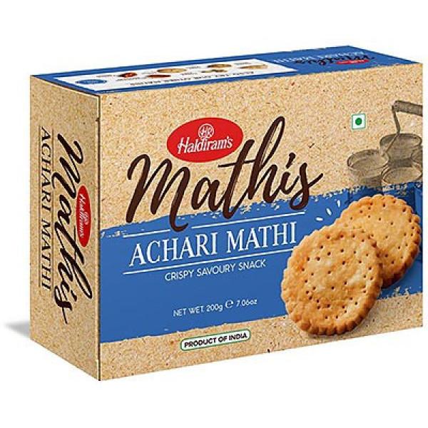 Haldiram's  Achari Mathi 7 Oz / 200 Gms