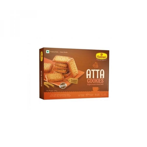 Haldiram's Atta Cookies 350 Gms