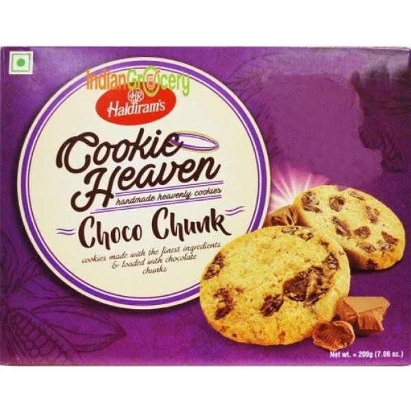 Haldiram's  Choco Chunk Cookies 200 Gms