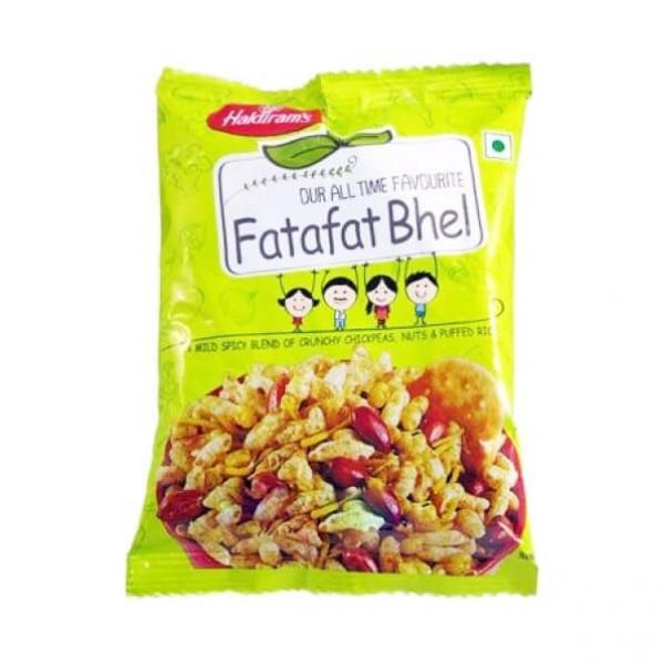 Haldiram's Fata Fat Bhel  5.29 Oz / 150 Gms