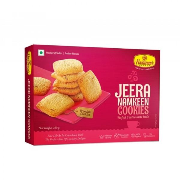Haldiram's  Jeera Cookies 200 Gms