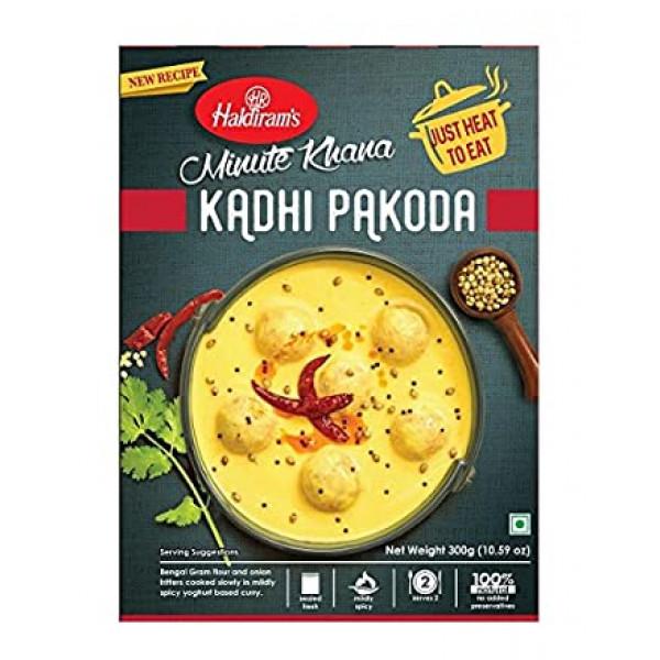 Haldiram's RTE Kadhi Pakoda 10.5 Oz / 300 Gms