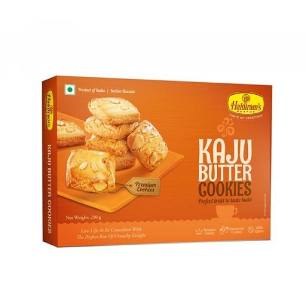 Haldiram's Kaju Cookies 200 Gms