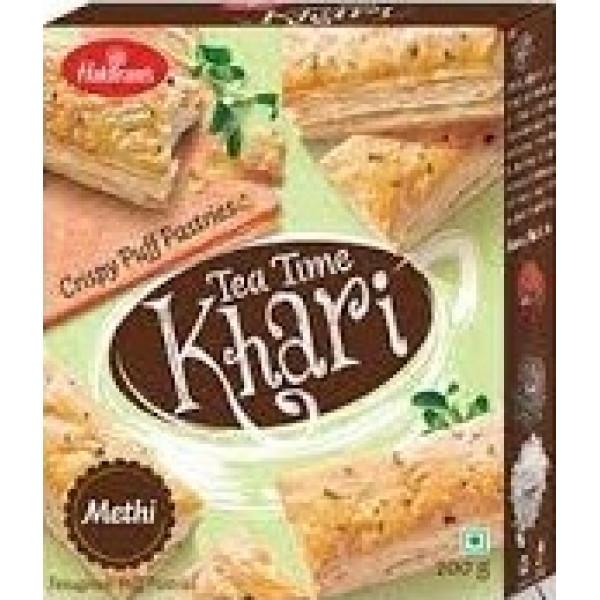 Haldiram's Methi  Tea Time Khari 14 Oz / 400 Gms