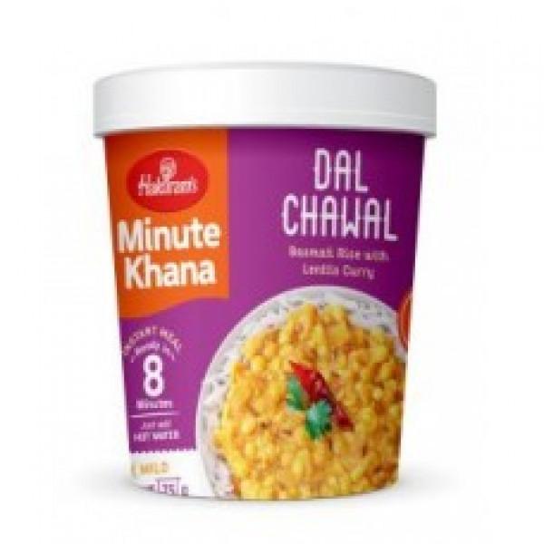 Haldiram's instant Meal  Dal Chawal 310 Gms