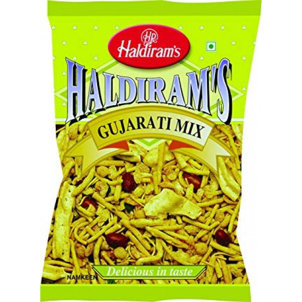 Haldiram's  Gujarati mixture  Gms