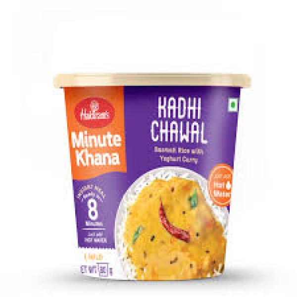 Haldiram's  instant Meal  Kadhi Chawal 310 Gms