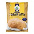 24 Mantra Organic 7 Grain Atta/flour 2.2 Lb / 1 Kg