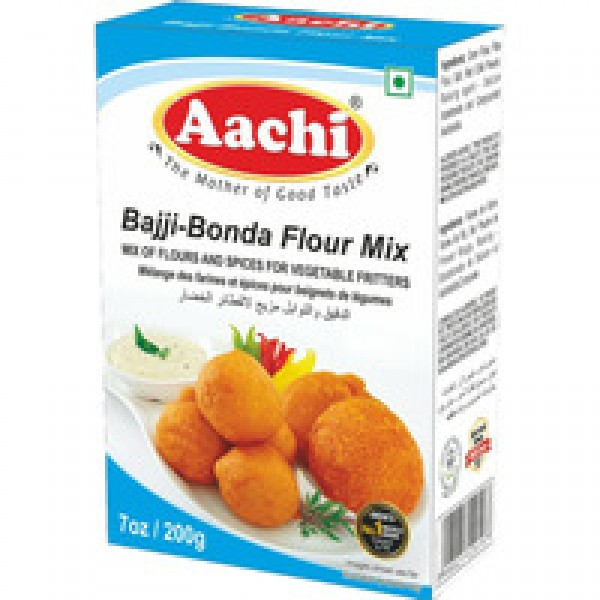 Aachi Bajji -Bonda Flour Mix 7 OZ / 200 Gms