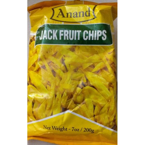 Anand Jackfruit Chips 7 Oz / 200 Gms