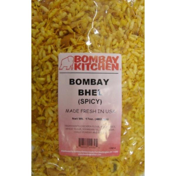 Bombay Kitchen Bombay Bhel 17 Oz / 482 Gms