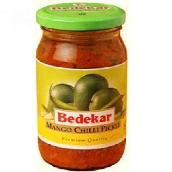 Bedekar Mango Chilli Pickle 14 Oz / 400 Gms