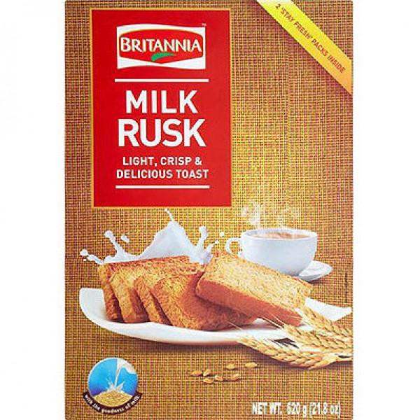 Britannia Milk Rusk 620 Gms