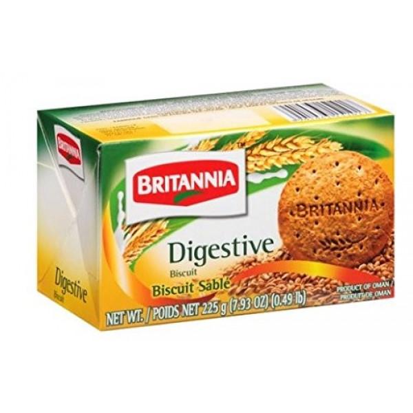 Britannia Digestive Biscuits 225 Gms