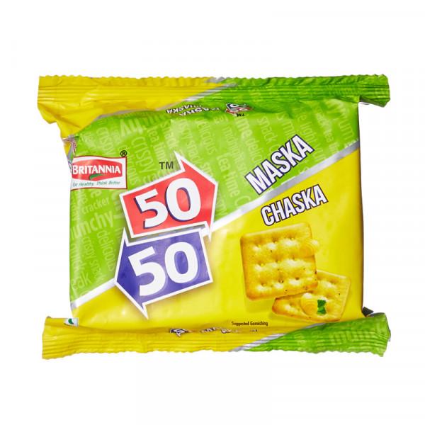 Britannia 50-50 Maska Chaska 372 Gms