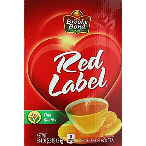 Brooke Bond Red Label  1800  Gms