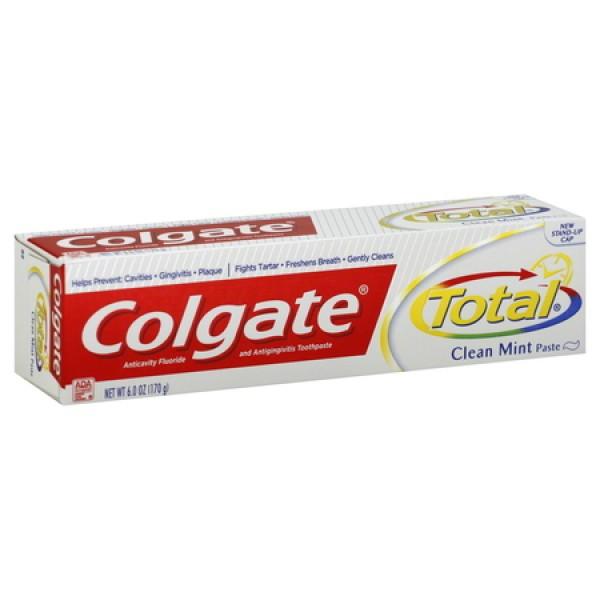 Colgate Total Mint 170 Gms