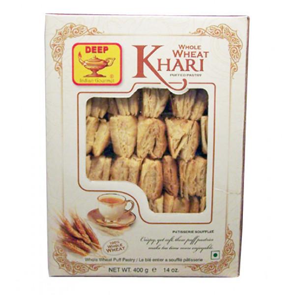 Deep Whole Wheat Khari 14 Oz / 400 Gms