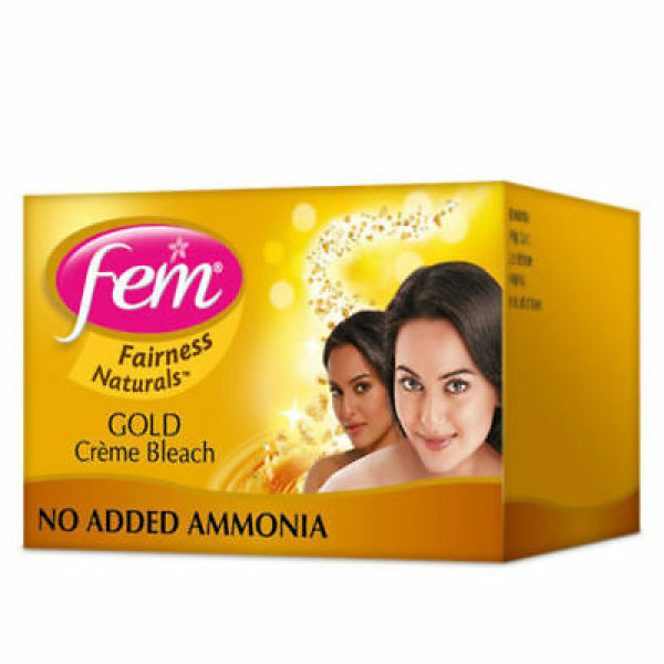 Fem Fairness Gold 2.25 OZ / 64 Gms