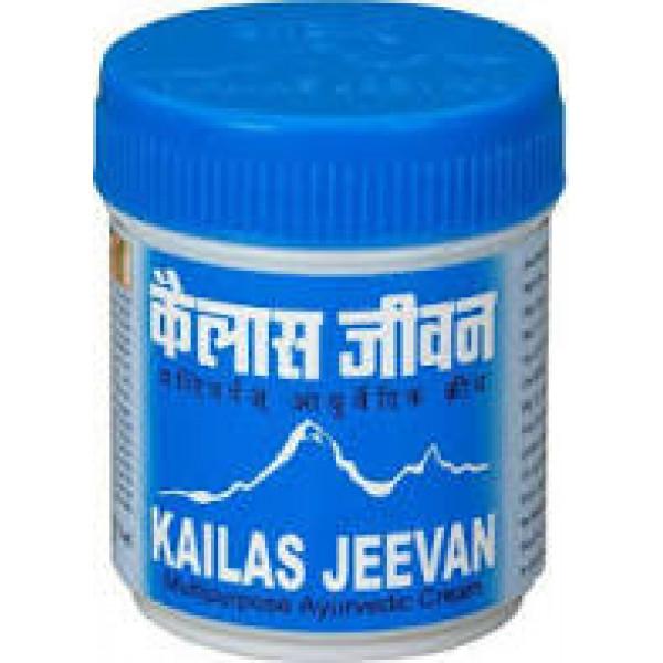 Kailas Jeevan Multipurpose Ayurvedic Cream 2.02 OZ / 58 Gms