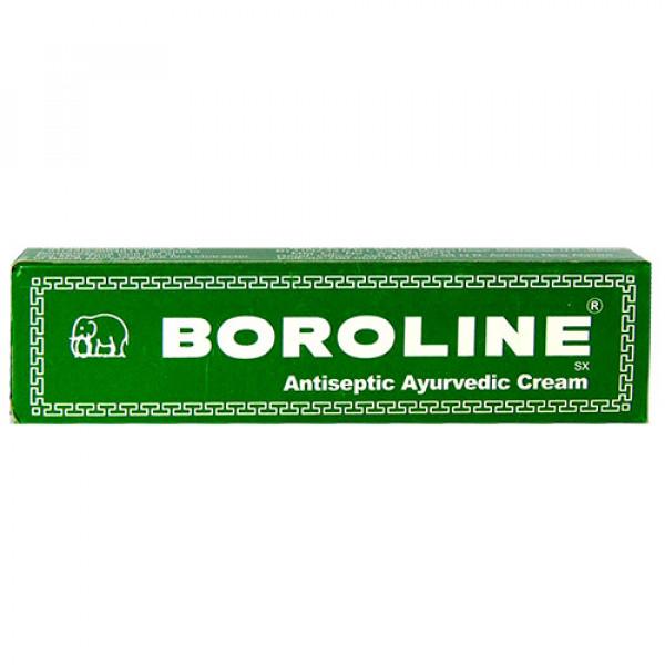 Boroline Antiseptic Ayurvedic Cream 0.74 OZ / 20 Gms