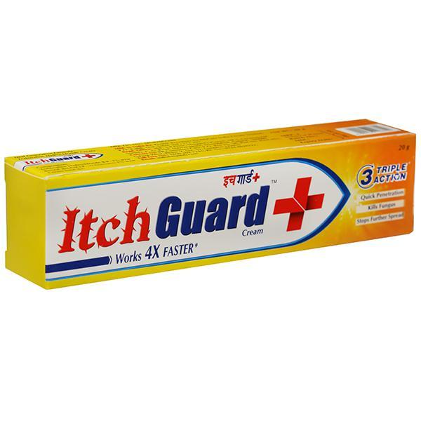 Itch Guard Plus 20 Gms